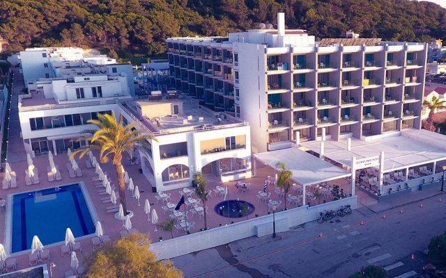 Oceanis Park Hotel - All Inclusive вид на фасад