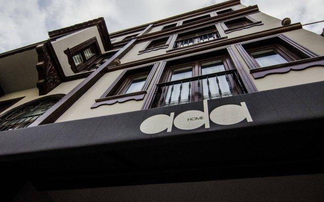 Отель Ada Home Istanbul вид на фасад