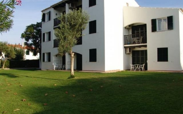 Отель Aparthotel Sa Mirada вид на фасад