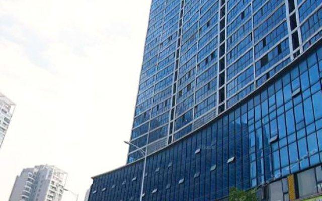 Ganzhou Shaoxing Hotel вид на фасад
