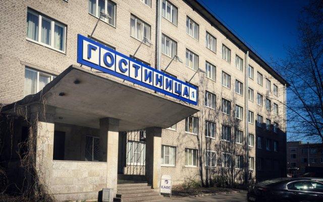 Pulkovo Hotel вид на фасад