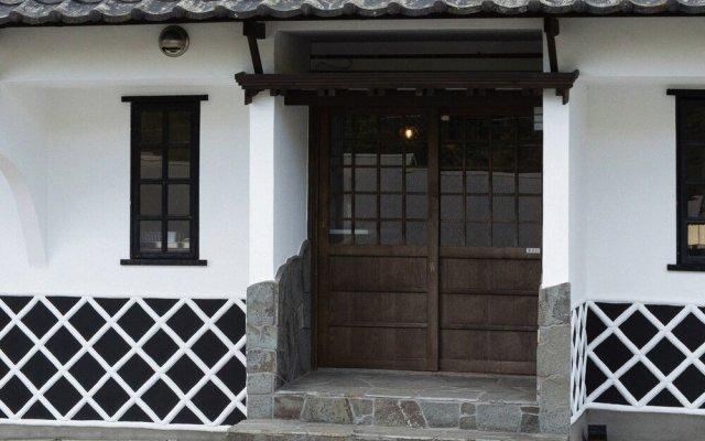 Отель LIFULL STAY Beppu Noda Беппу вид на фасад