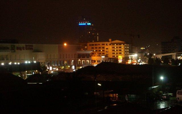 Отель SK Residence вид на фасад