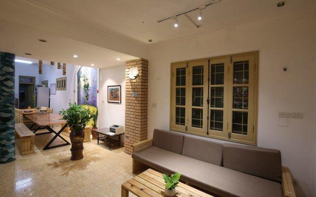 Отель Minimalism Home/Homestay Easternstay вид на фасад