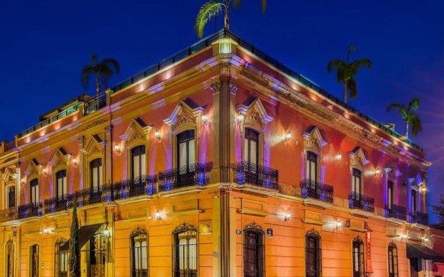 Отель Casa Pedro Loza вид на фасад