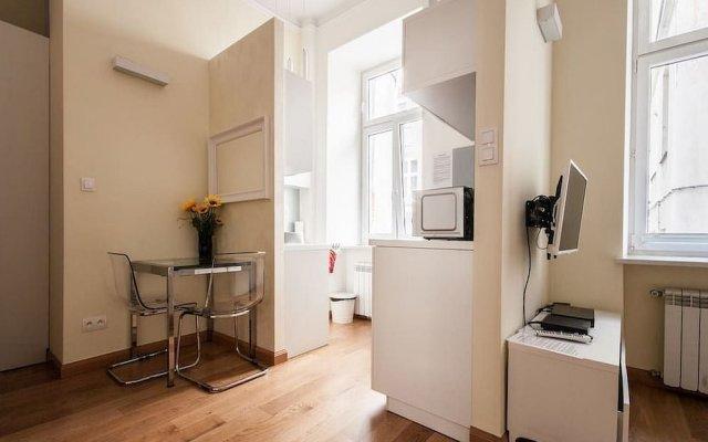 Апартаменты Elegant Apartment Foksal Варшава комната для гостей