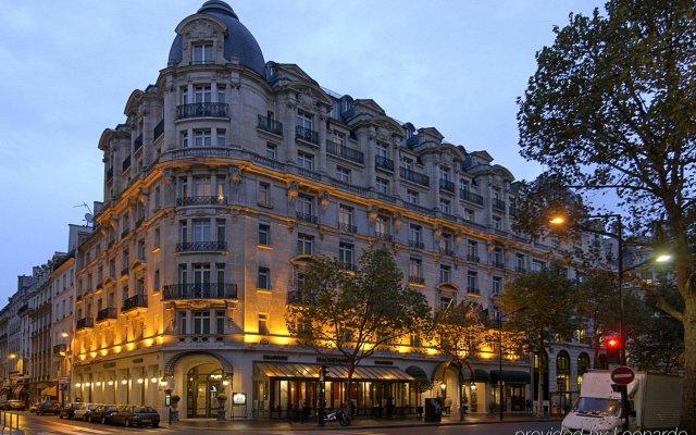 Millennium Hotel Paris Opera вид на фасад