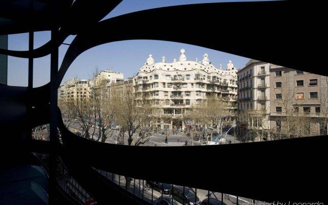 Отель Suites Avenue Испания, Барселона - отзывы, цены и фото номеров - забронировать отель Suites Avenue онлайн вид на фасад