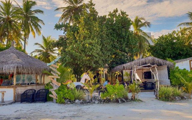 Отель Seven Corals вид на фасад