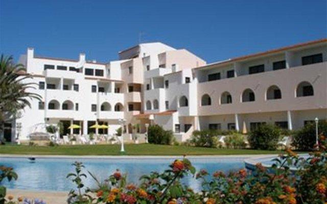 Отель Don Tenorio Aparthotel вид на фасад