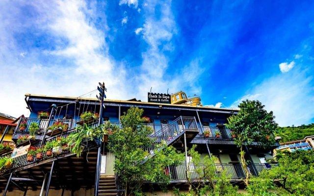 Check In Sapa Hostel and Coffee Шапа вид на фасад