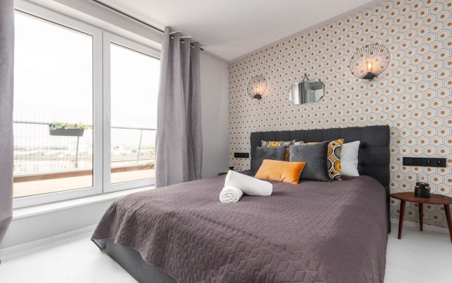 Отель Little Home - Monte Carlo 2 Варшава комната для гостей