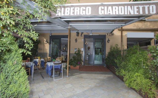 Отель Albergo Giardinetto Италия, Болонья - отзывы, цены и фото номеров - забронировать отель Albergo Giardinetto онлайн вид на фасад