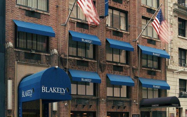 Отель Blakely New York Hotel США, Нью-Йорк - отзывы, цены и фото номеров - забронировать отель Blakely New York Hotel онлайн вид на фасад