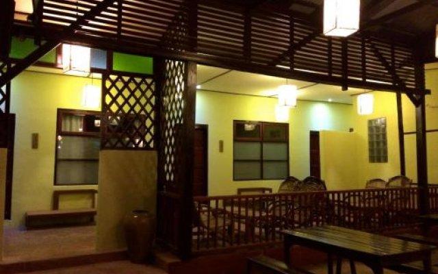 Отель Inle Inn вид на фасад