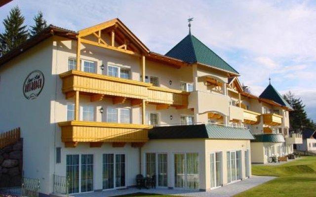 Отель Residence Rossboden Италия, Лана - отзывы, цены и фото номеров - забронировать отель Residence Rossboden онлайн вид на фасад