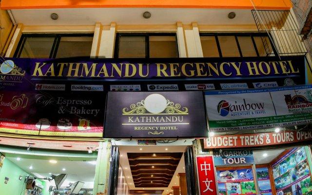 Отель Kathmandu Regency Hotel Непал, Катманду - отзывы, цены и фото номеров - забронировать отель Kathmandu Regency Hotel онлайн вид на фасад