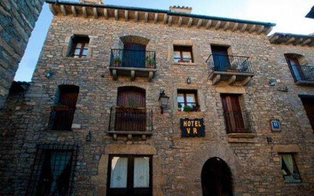 Hotel Villa Romanica вид на фасад