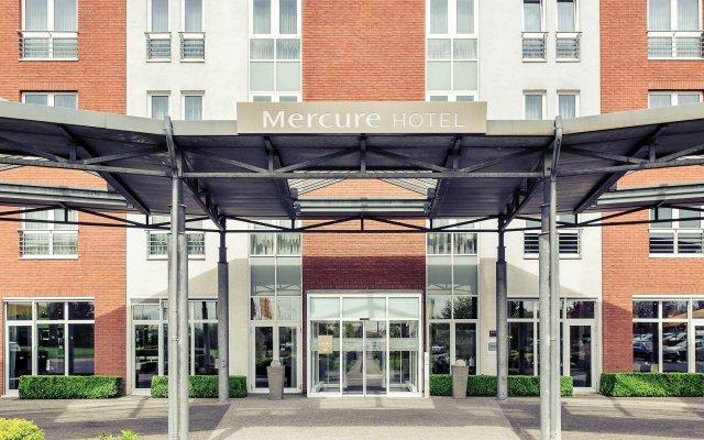 Mercure Hotel Kamen Unna вид на фасад