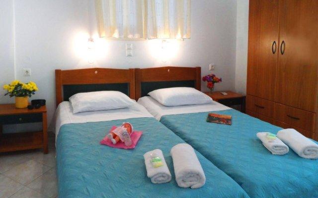 Отель Logas Beach Studios Греция, Корфу - отзывы, цены и фото номеров - забронировать отель Logas Beach Studios онлайн вид на фасад