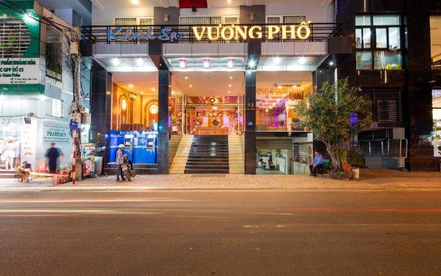 King Town Hotel Nha Trang вид на фасад