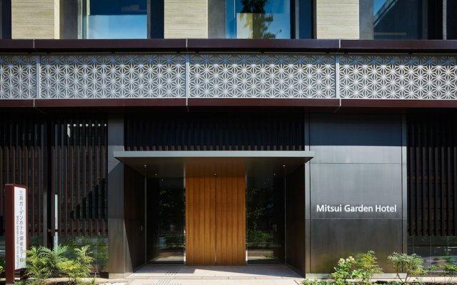 Отель Mitsui Garden Hotel Ginza gochome Япония, Токио - отзывы, цены и фото номеров - забронировать отель Mitsui Garden Hotel Ginza gochome онлайн вид на фасад