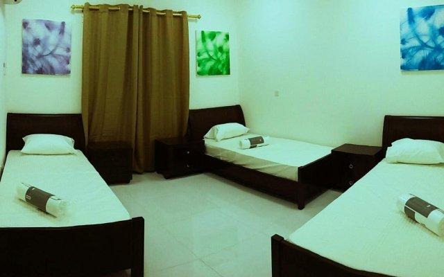 Casa De Doha Hostel комната для гостей