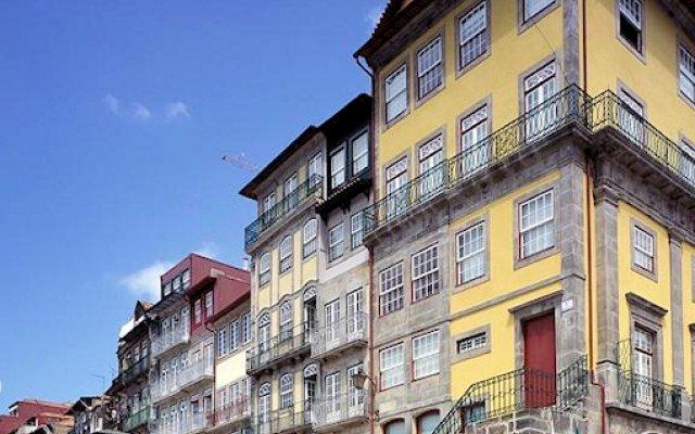 Отель Porto River вид на фасад