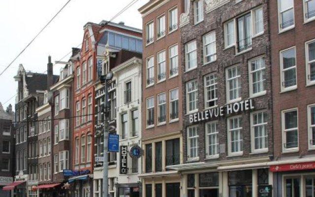 Отель Alfa Amsterdam Нидерланды, Амстердам - отзывы, цены и фото номеров - забронировать отель Alfa Amsterdam онлайн вид на фасад