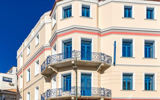 Отель Lotus Inn Греция, Афины - отзывы, цены и фото номеров - забронировать отель Lotus Inn онлайн вид на фасад