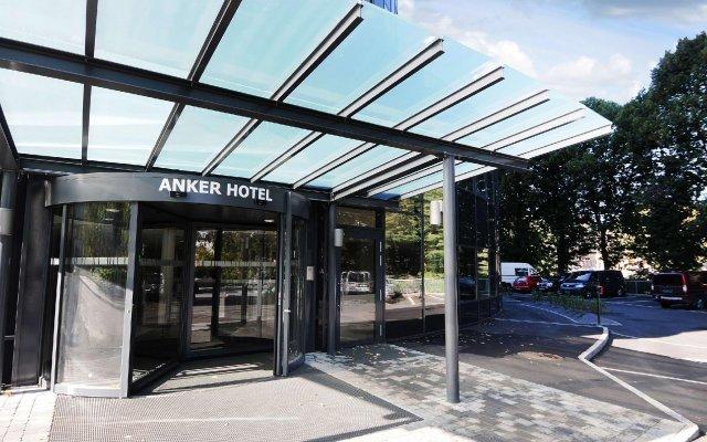Отель Anker Hostel Норвегия, Осло - 6 отзывов об отеле, цены и фото номеров - забронировать отель Anker Hostel онлайн вид на фасад