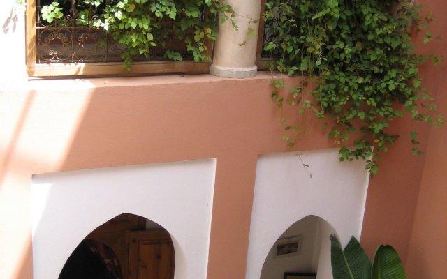 Отель Riad Ella Марокко, Марракеш - отзывы, цены и фото номеров - забронировать отель Riad Ella онлайн вид на фасад