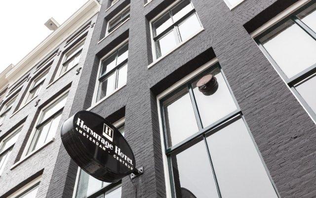 Отель Hermitage Amsterdam Нидерланды, Амстердам - 1 отзыв об отеле, цены и фото номеров - забронировать отель Hermitage Amsterdam онлайн вид на фасад