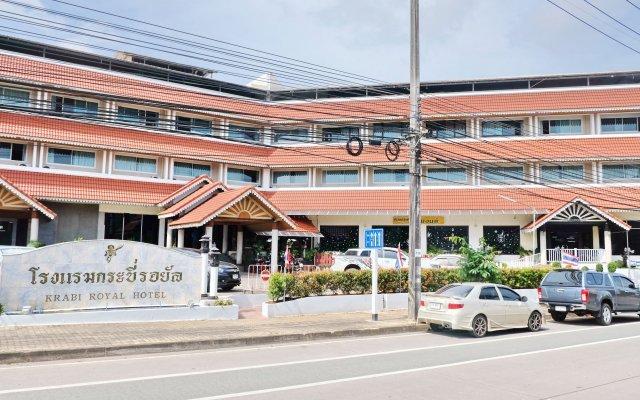Отель Krabi Royal Hotel Таиланд, Краби - отзывы, цены и фото номеров - забронировать отель Krabi Royal Hotel онлайн вид на фасад