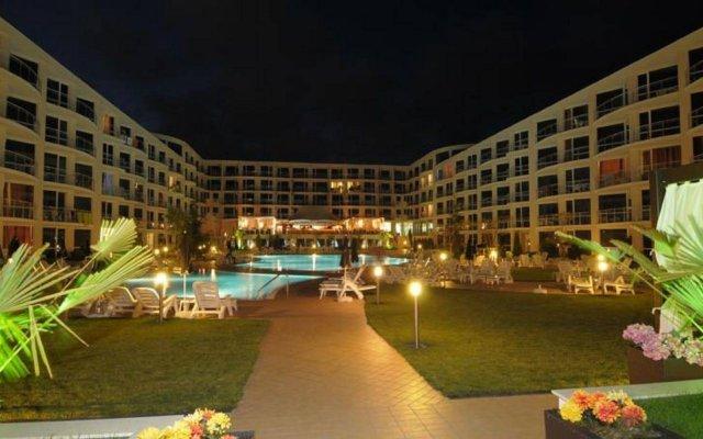 Отель Complex Atlantis Resort вид на фасад
