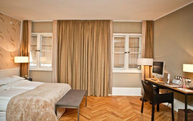 Отель CORTIINA Мюнхен комната для гостей