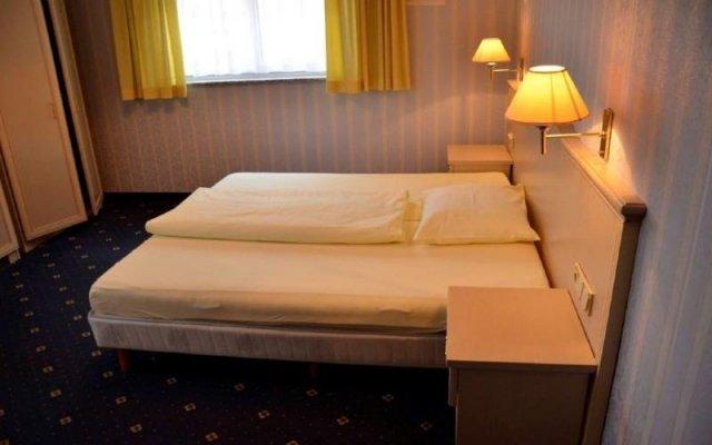 Hotel Gleiss Вена комната для гостей
