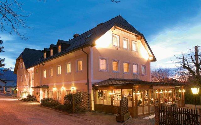 Отель Austria Classic Hotel Hölle Австрия, Зальцбург - отзывы, цены и фото номеров - забронировать отель Austria Classic Hotel Hölle онлайн вид на фасад