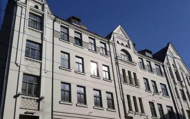 Отель Baltic Suites вид на фасад
