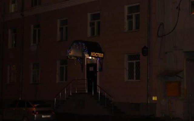 Отель Жилые помещения Amigo Казань вид на фасад