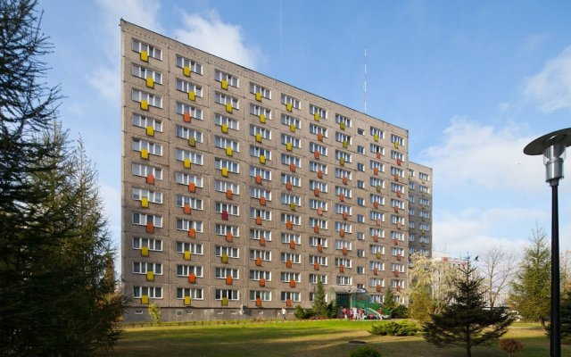 Start Hotel Aramis вид на фасад