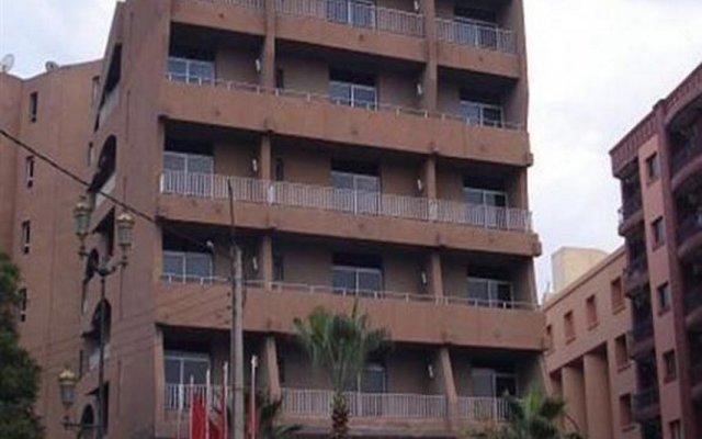 Отель Agdal Марокко, Марракеш - 4 отзыва об отеле, цены и фото номеров - забронировать отель Agdal онлайн вид на фасад