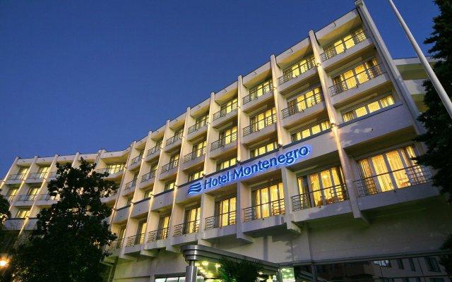Hotel Montenegro Beach Resort вид на фасад