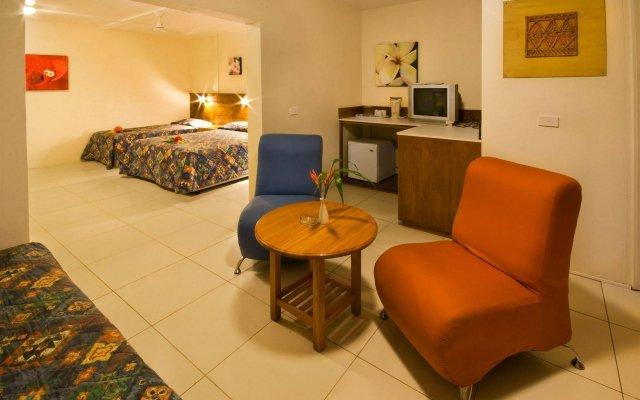 Nadi Bay Resort Hotel Вити-Леву комната для гостей
