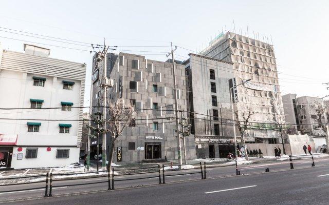 Hotel Soo вид на фасад