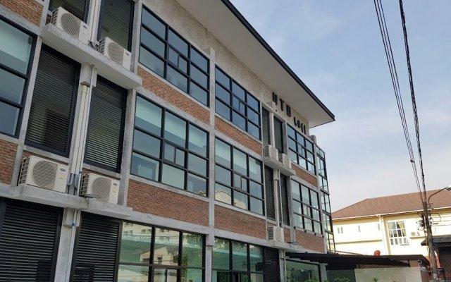Отель UTD Loft вид на фасад