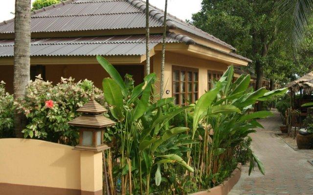 Отель Samui Laguna Resort Таиланд, Самуи - 7 отзывов об отеле, цены и фото номеров - забронировать отель Samui Laguna Resort онлайн вид на фасад