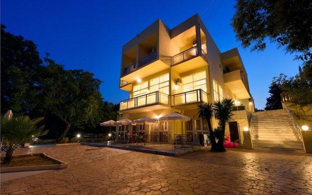 Amalia Hotel - All Inclusive вид на фасад