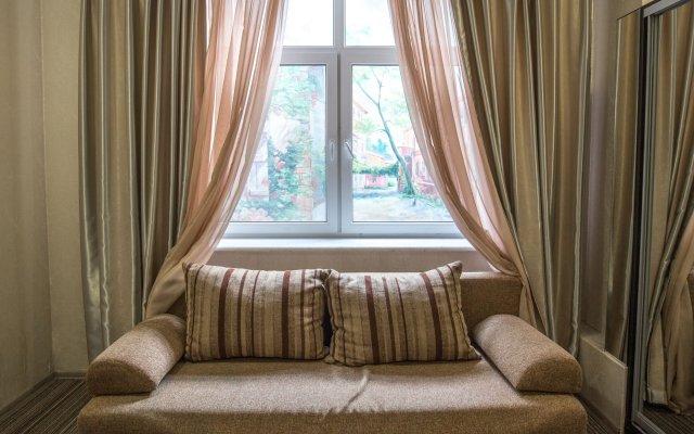 Гостиница Гермес Одесса комната для гостей