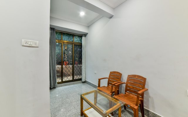 Отель OYO 29082 Pavitra Beach Home Гоа вид на фасад